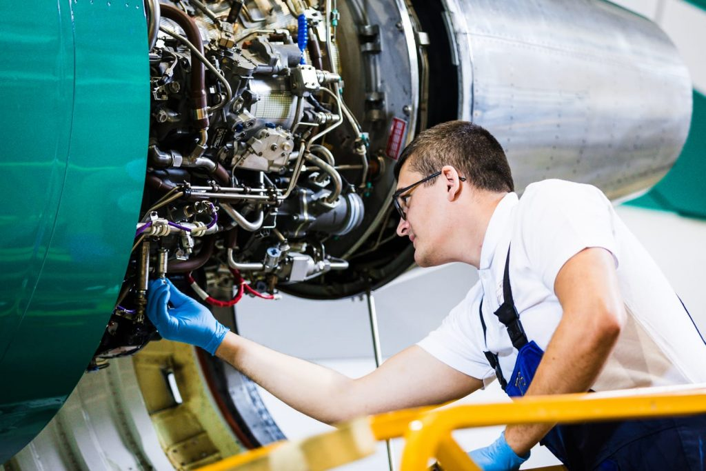 Aircraft Engine Replacement repair jetms