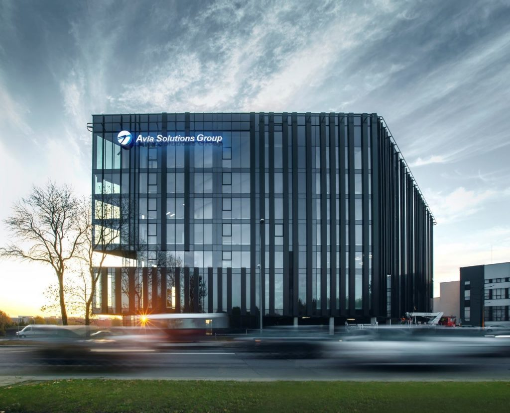 avia solutions group future hq