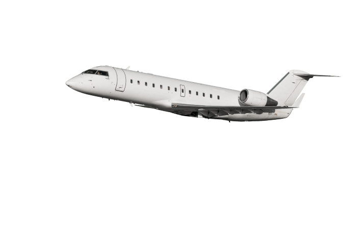 Bombardier CRJ100 aircraft maintenance