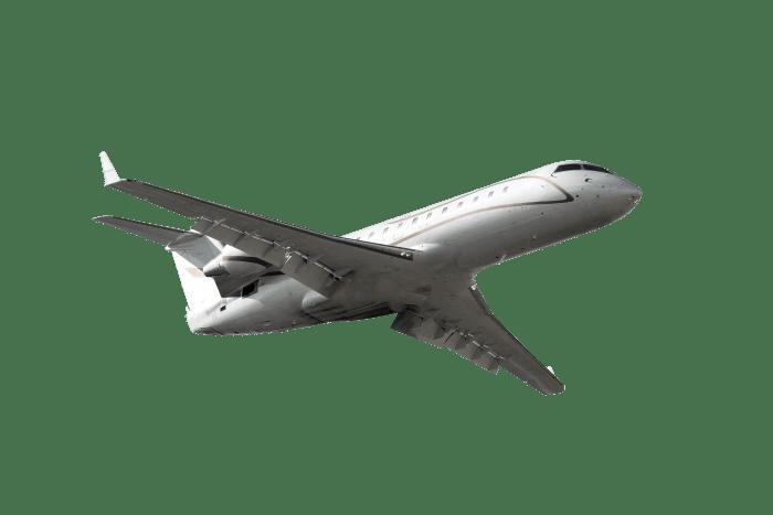 Bombardier CRJ200 aircraft maintenance