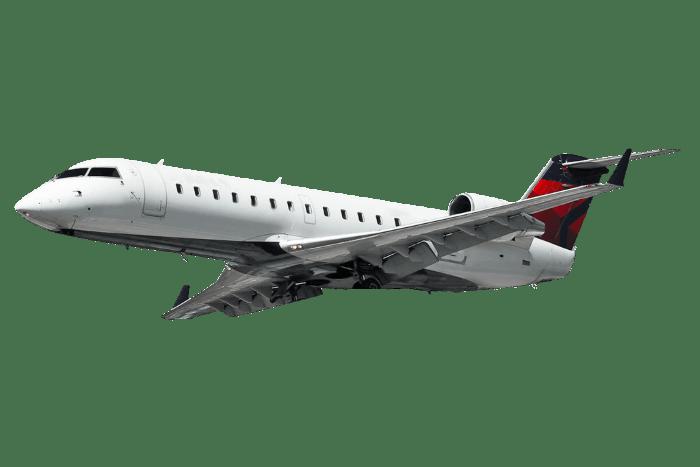 Bombardier CRJ440 aircraft maintenance