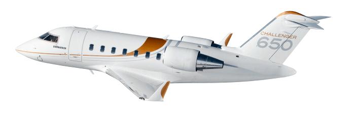 Challenger 650 3 aircraft maintenance